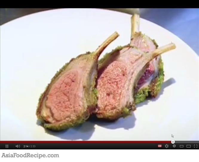 Gordon Ramsay's Lamb recipe