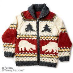 True North Knit Jacket