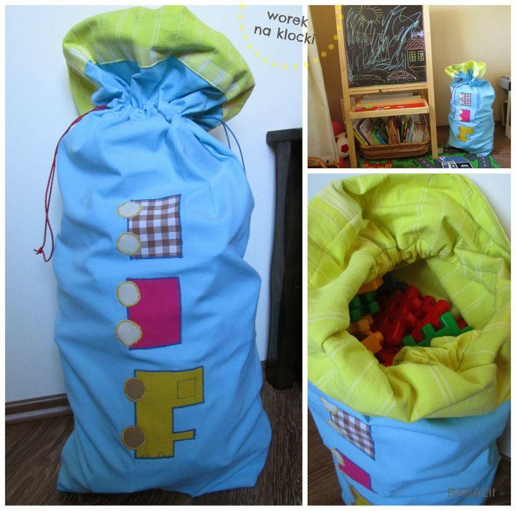 bag for bricks