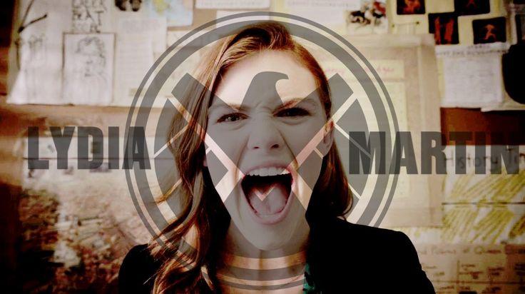 Lydia Martin in S.H.I.E.L.D. [0-8-4]