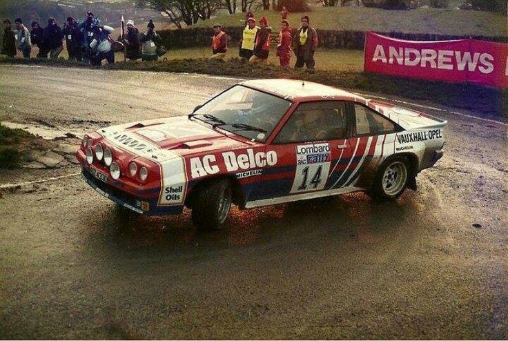 Jimmy mcrae 1985 rally gb
