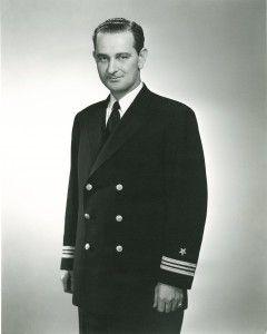 Lt. Cmdr. Lyndon B. Johnson 36th President of the United States
