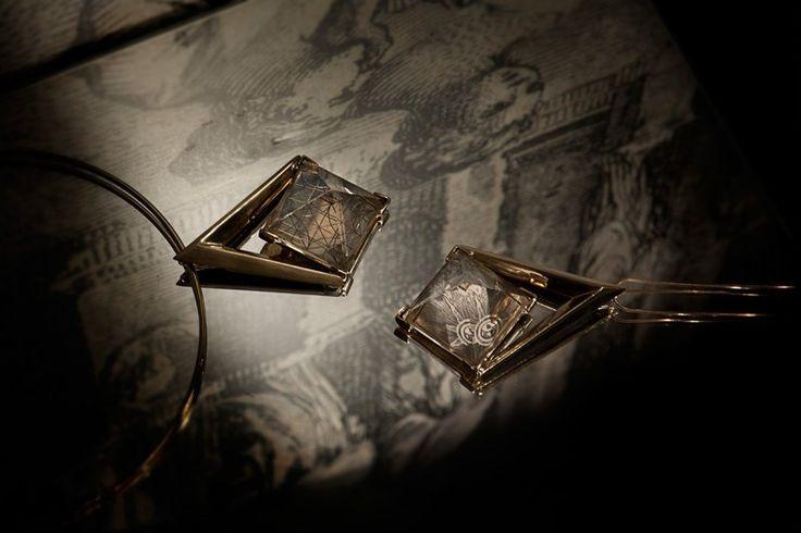 """Entropia. """"Il gioiello nel quale puoi racchiudere il tuo microcosmo"""" by Paola Grande Gioielli  on @Sbaam http://sba.am/8b9igk3gks"""