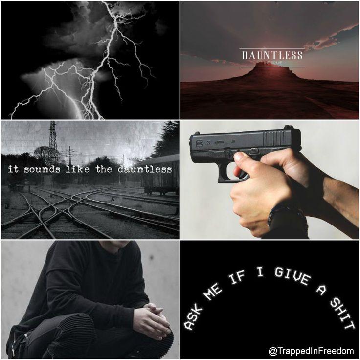 #Divergent #Dauntless #Books #MoodBoards #Picspam