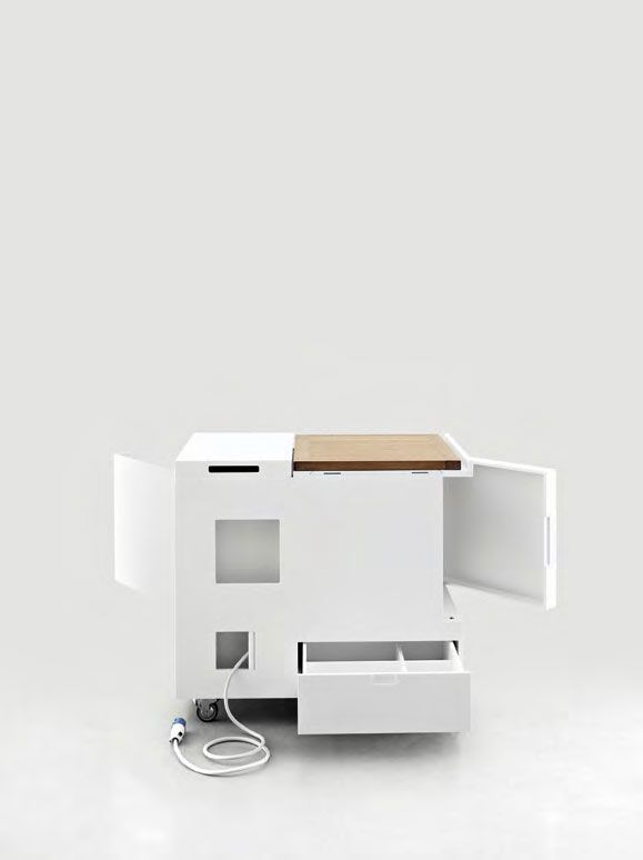 Self Contained Kitchens And Islands: Kitchen Minikitchen By Boffi   Kitchens