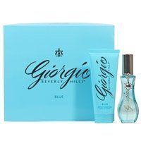 GIORGIO BLUE Women Gift Set Eau de Toilette 1.7 Spray + 3.3LOT by Giorgio Beverly Hills. $35.58. 1.7. SETS. GIORGIO BLUE Women Gift Set Eau de Toilette 1.7 Spray + 3.3LOT