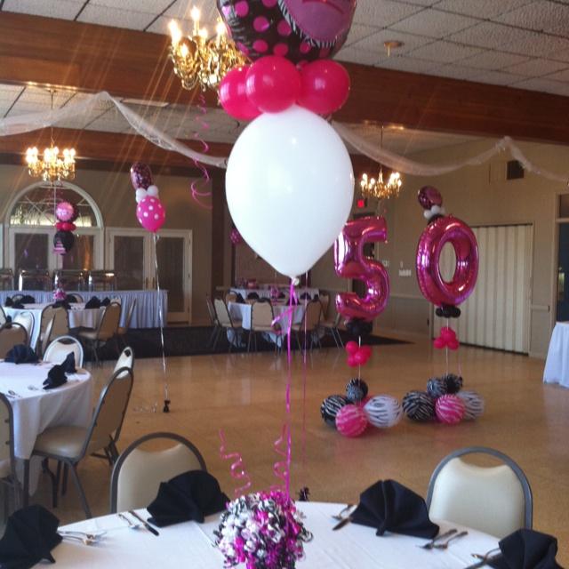 Best 25+ 50th Birthday Balloons Ideas On Pinterest