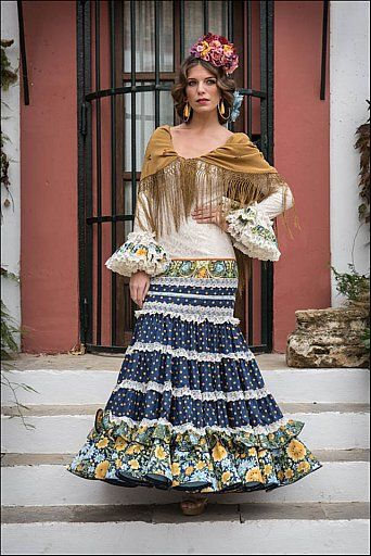 Colección moda flamenca 2016                                                                                                                                                                                 Más