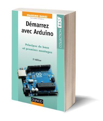 Démarrez avec Arduino pdf ~ TechnologiePro