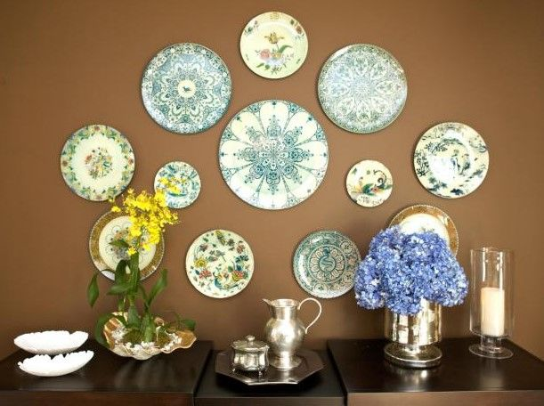 20+ Best Pictures Dining Room Wall Decor Ideas & Designs - Dining Room Wall Art Decor Ideas WithPlate Collection