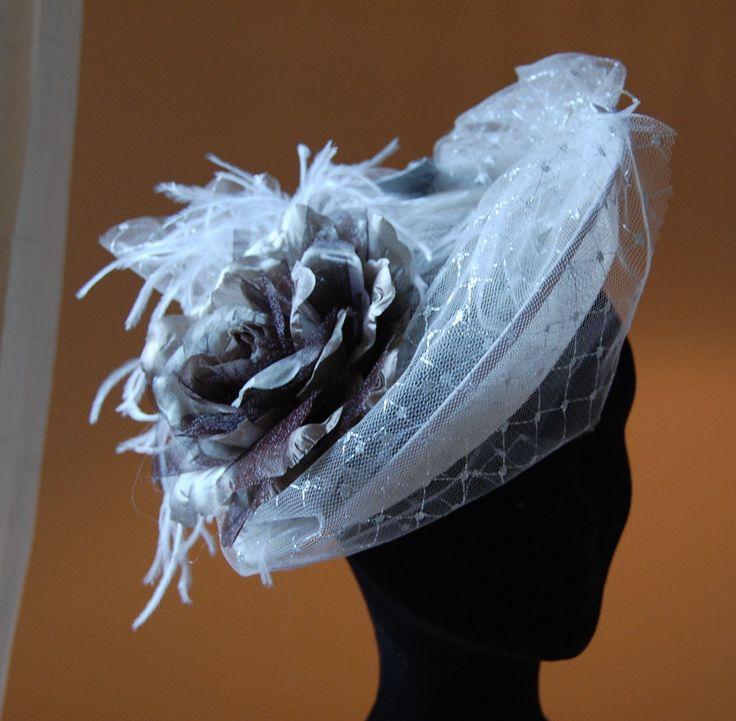 chapeau-bibi pour cérémonie