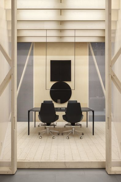 Modern acoustic panels PARENTESIT from Arper By Lievore Altherr Molina / office