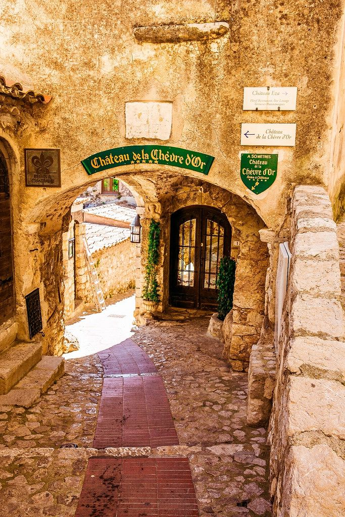 Château de La Chèvre d'Or, hotel in Eze, France  Find Super Cheap International Flights to France ✈✈✈ https://thedecisionmoment.com/cheap-flights-to-europe-france/