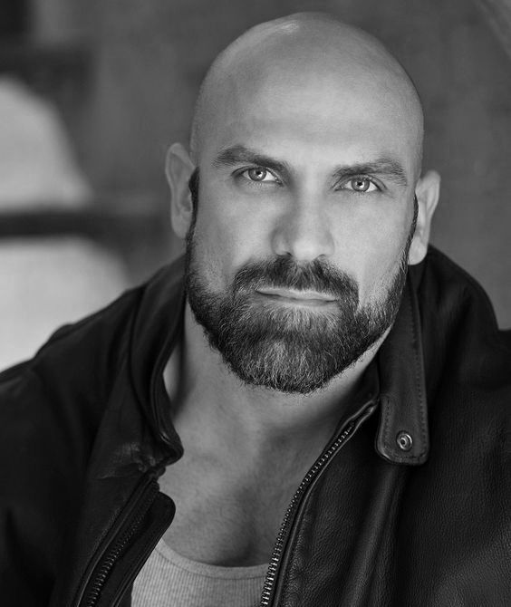 beard styles for with hair 113 best images about bald fashion on 8507
