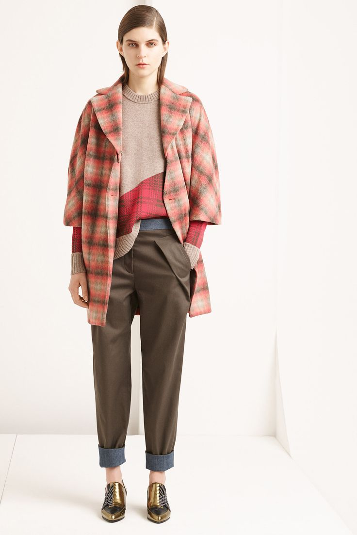 Thakoon Addition, Look #1