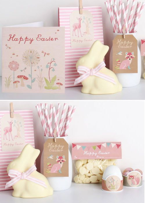 Free Easter Printables : Multiply Delicious- All About the Kids