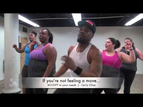 #PSPfit Plus Size Workout Video (Feat. LolaGetts.com)
