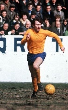 Howard Kendall Everton 1969