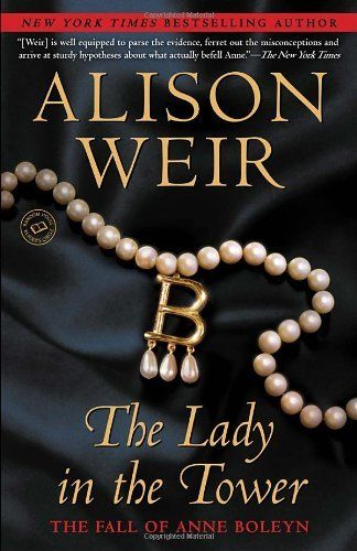 """The Lady in the Tower: The Fall of Anne Boleyn"" by Alison Weir solely focuses on the weeks leading up to Anne's execution, & more specifically, why & how the court case was built against her & the 5 men accused & convicted along w/her. Weir's research & analysis reveal intriguing information not presented in other books, concerning Henry VIII's level of involvement in the case against Anne, Cromwell's machinations, the juror's loyalties, the reputation of the 5 men accused, & Anne's final…"