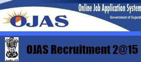 GSSSB Recruitment 2015 Accountant Auditor ojas.guj.nic.in