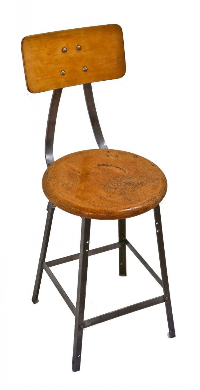 New Early American Bar Stools