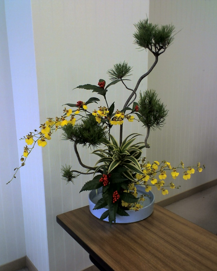 Best images about japanese flower arrangement on