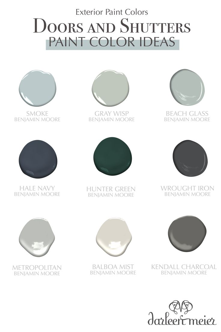 The Best Blue And Gray Exterior Paint Colors To Paint