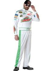 Adult Dale Earnhardt Jr. NASCAR Costume.....HAHAHAHAHA I found David's Costume!!!
