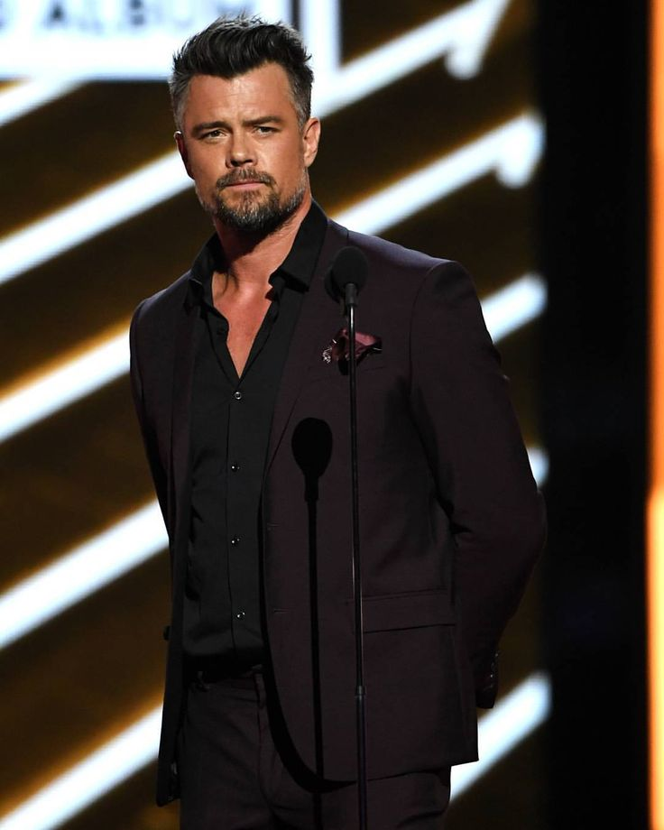 "8,807 Likes, 77 Comments - Josh Duhamel (@joshduhamel) on Instagram: ""Thank you @BBMAs for having me present last night. I got to wear this sweet purple suit AND give…"""