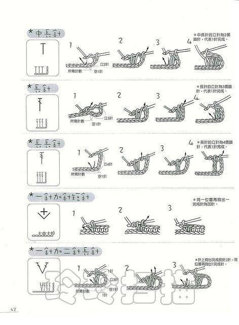 Japanese crochet book 2   Flickr: Intercambio de fotos