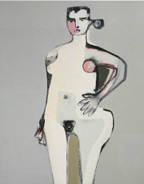 Henrietta Dubrey The Artist