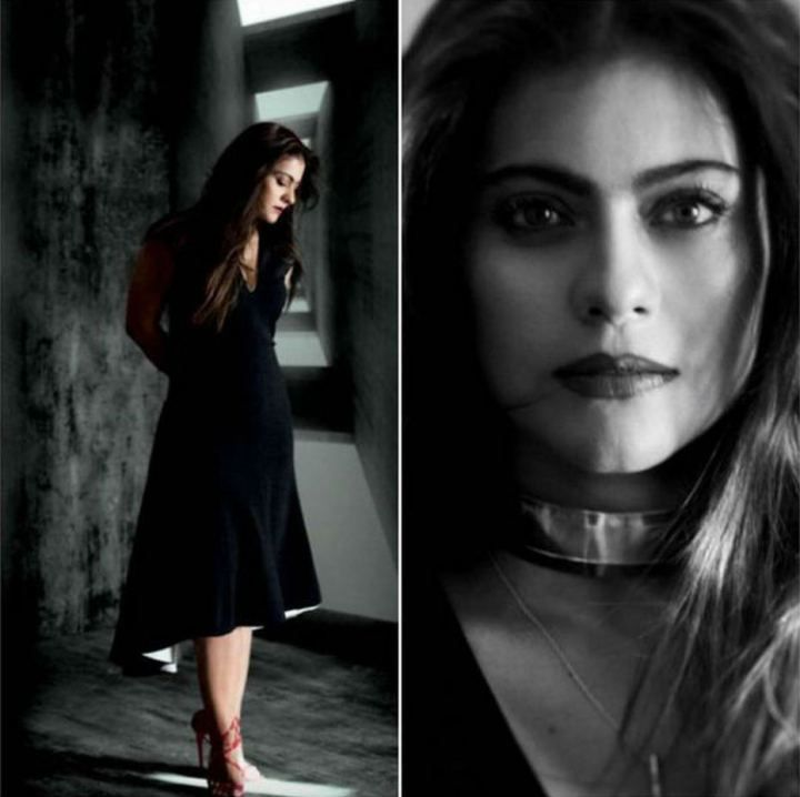 Inside pics of Kajol's latest magazine shoot is amazing! | >>>CinemaCeleb<<<