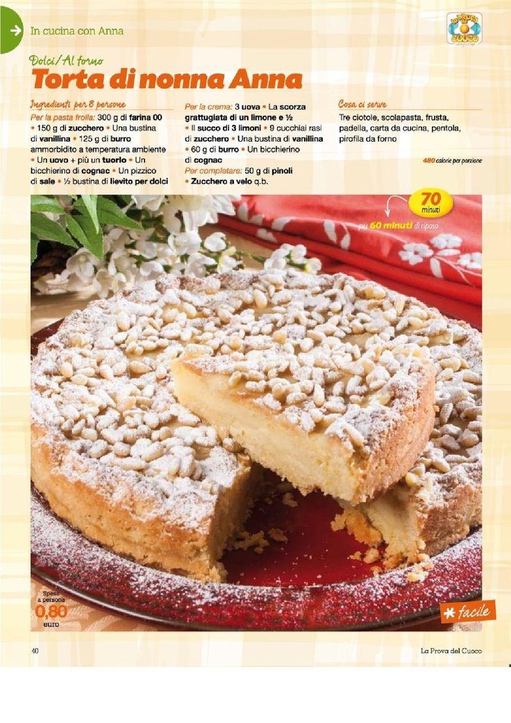 Tratto dal magazine La Prova del Cuoco n. 12 - Speciale Settembre 2016