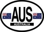 Australian Auto Stickers