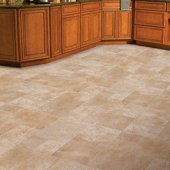 Kitchen Flooring Idea Benchmark Fiore By Mannington