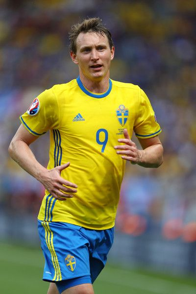 Kim Kallstrom of Sweden looks on during the UEFA EURO 2016 Group E match between Italy and Sweden at Stadium Municipal on June 17, 2016 in Toulouse, France.