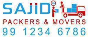 Sajid Packers and Movers 99 1234 6786. : Sajid Packers and Movers 99 1234 6786. We are Packers and Movers service providers. From our packer and movers you get the best service quality from the minute of your call. We aim to give the best services to our customers in the work.   sajidpackermover