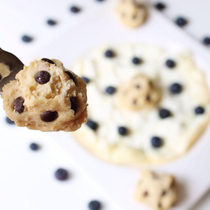 Gefrorene Cookie Dough Bällchen – Frozen Cookie Dough Balls