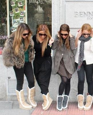Our own style - Mou boots #streetstyle #winter
