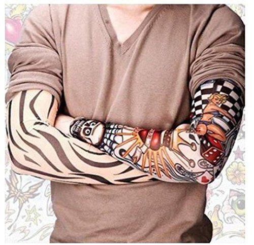 Monkeybrother Temporary Gefälschte-Slip #Tattoo Sleeves Arm Strümpfe