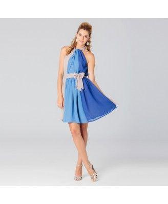 Langhem Ava Halter Party Dress from Swish, $229