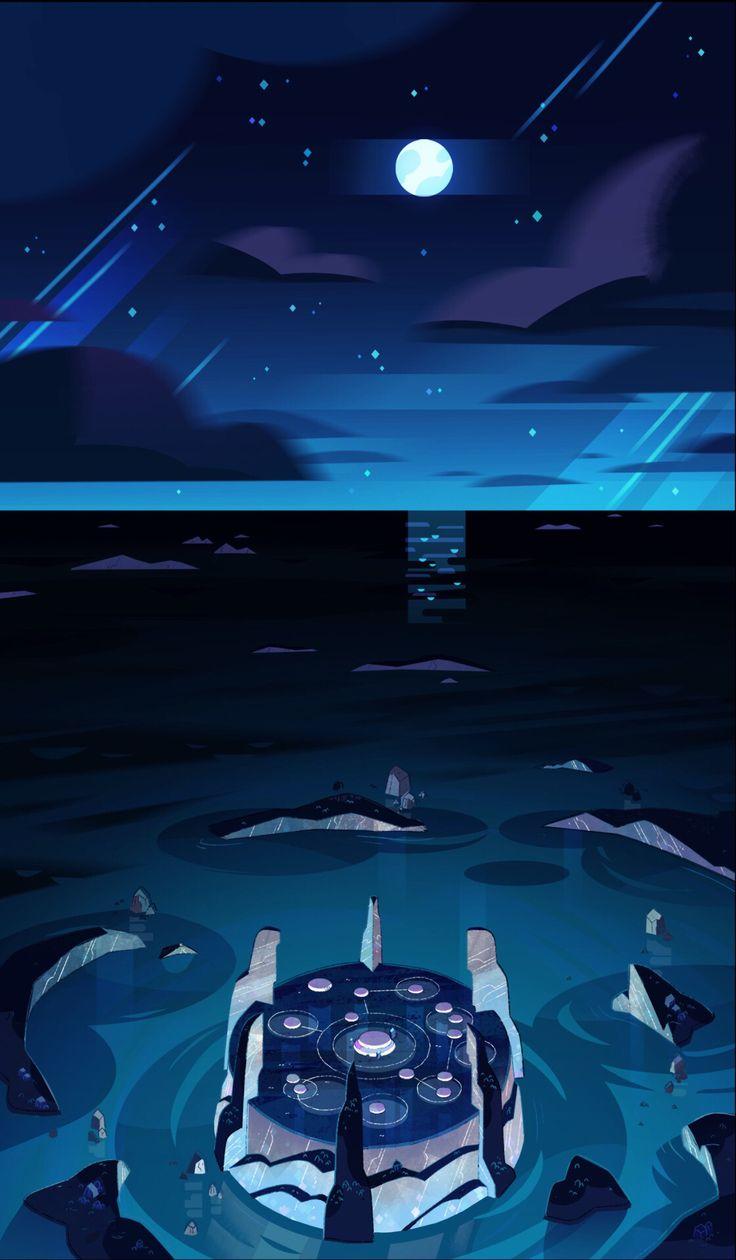 Warppad Background-Steven Universe