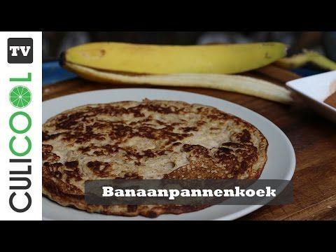 Easy Peasy banaanpannenkoek - CULICOOL