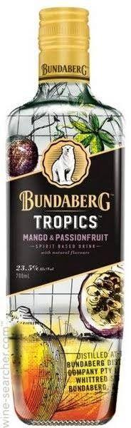 Bundaberg Tropics - Mango & Passionfruit