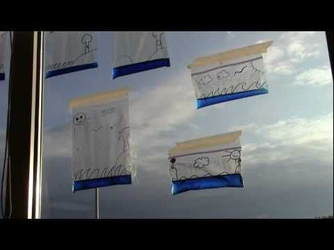 ▶ Water Cycle_Water Cycle in a Bag - YouTube. Great, easy experiment. Do with them this week!