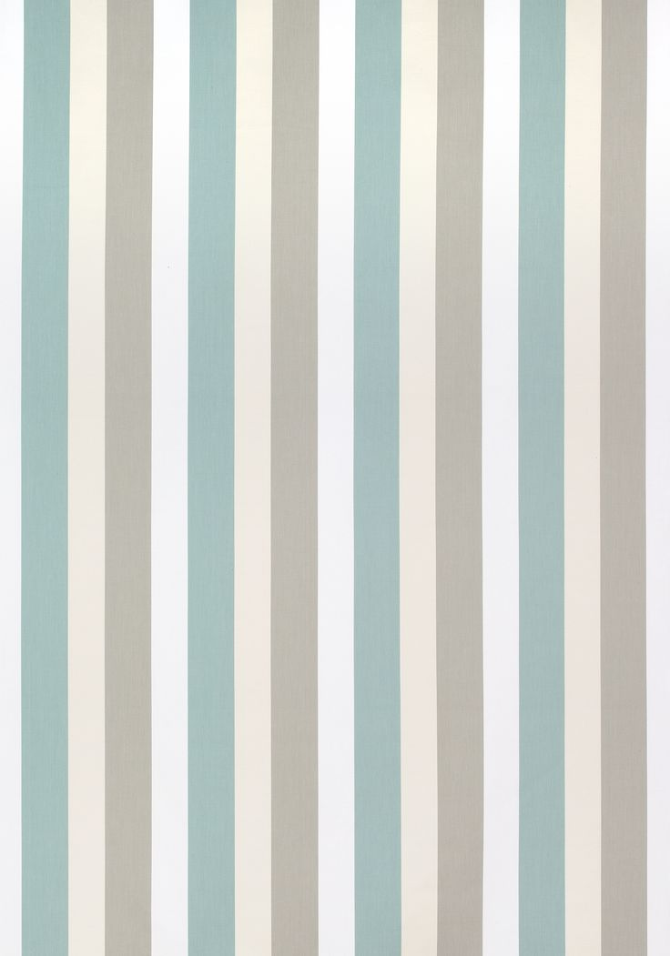 JAYANTI STRIPE, Aqua and Flax, W764117, Collection Caravan from Thibaut