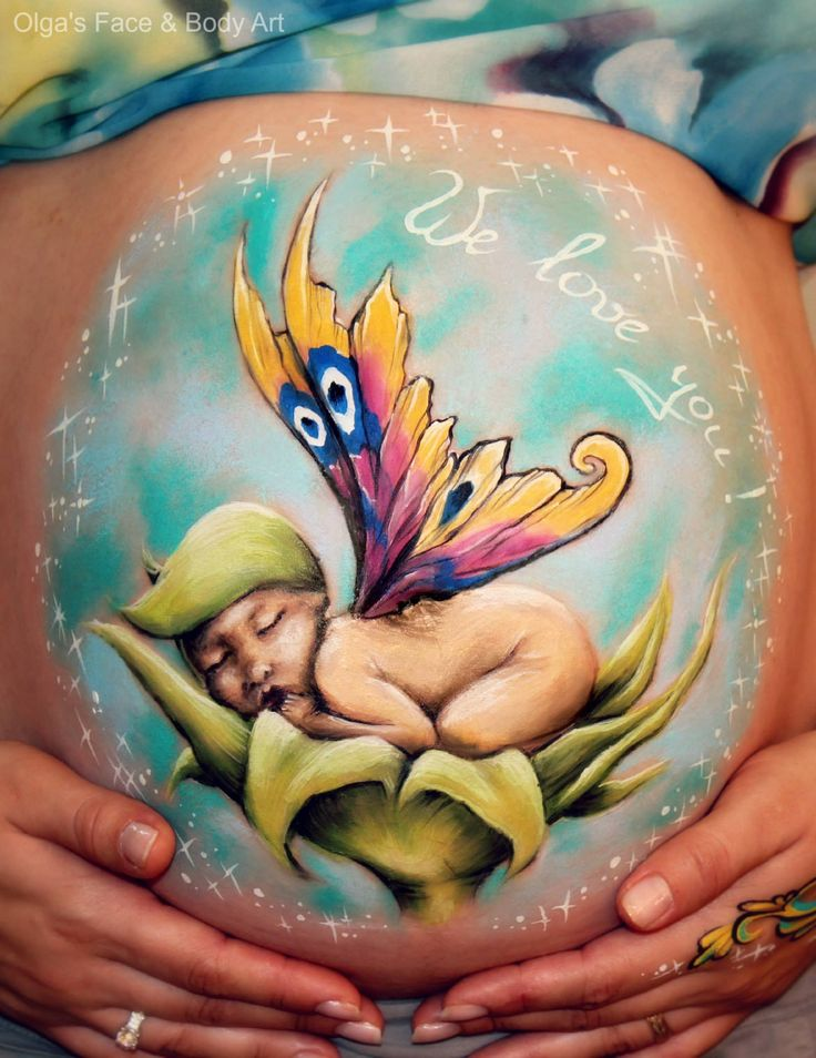 Ok_so_here_is_the_painted_belly_with_the_little_baby_butterfly_from_the_sketch_I_posted_yesterday