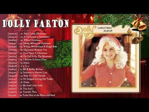 Dolly Parton Christmas Songs || Dolly Parton Christmas Album 2017 2018 - YouTube