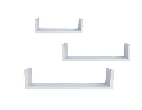 EWEI'S HomeWares 3 Floating U Shelves, White EWEI'S HomeW... https://smile.amazon.com/dp/B00Q8KJIKY/ref=cm_sw_r_pi_dp_x_TUoAzbP0K10WH
