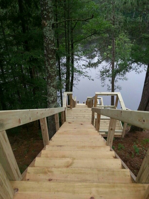 17 best images about cabin outdoors on pinterest lakes for How to build a house on a steep slope